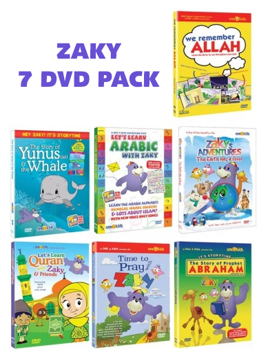 Zaky Range of Movies